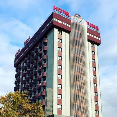Hotel Turia, Valencia
