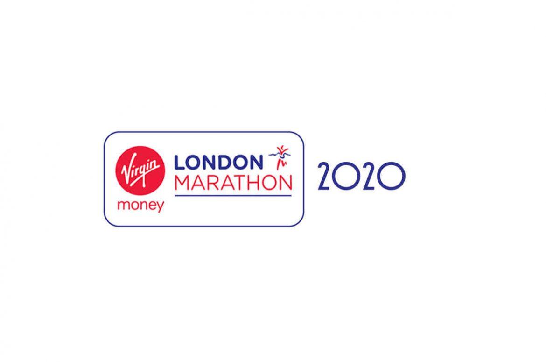 maratón de londres 2020 logo grande